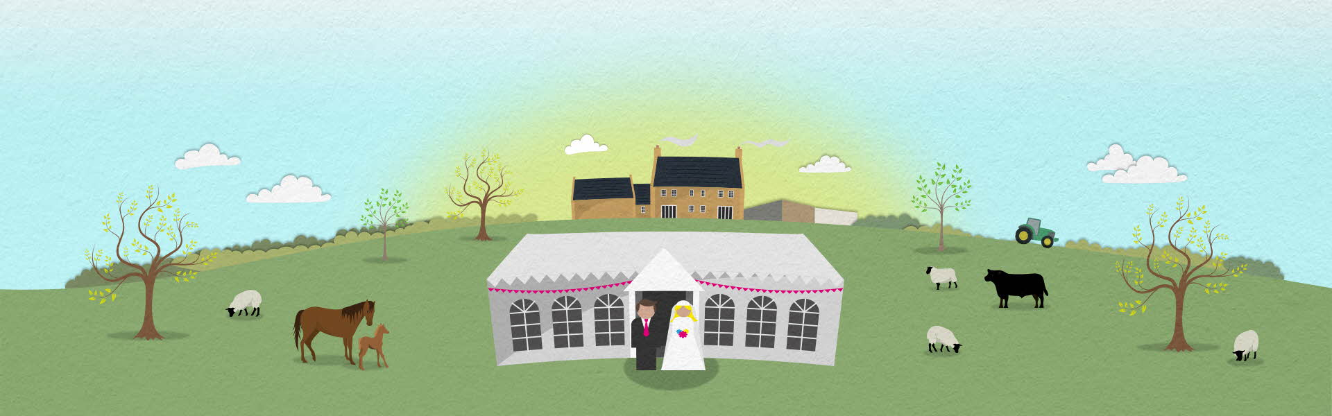 Contact Home Farm Weddings